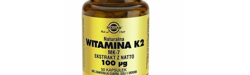 Czym tak naprawdę jest witamina k2 mk7 solgar?